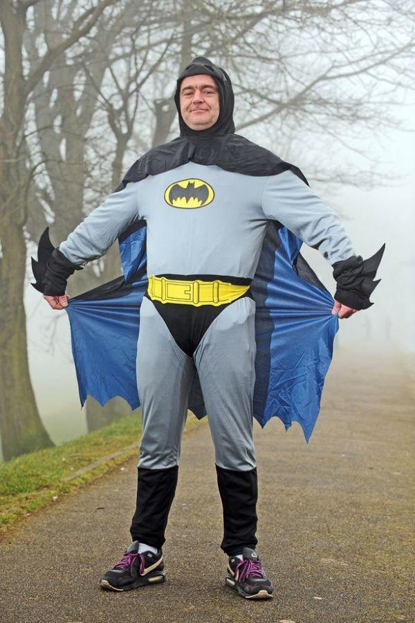 Batman-Worby smascherato si rivela