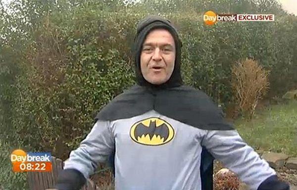 Batman-Worby smascherato