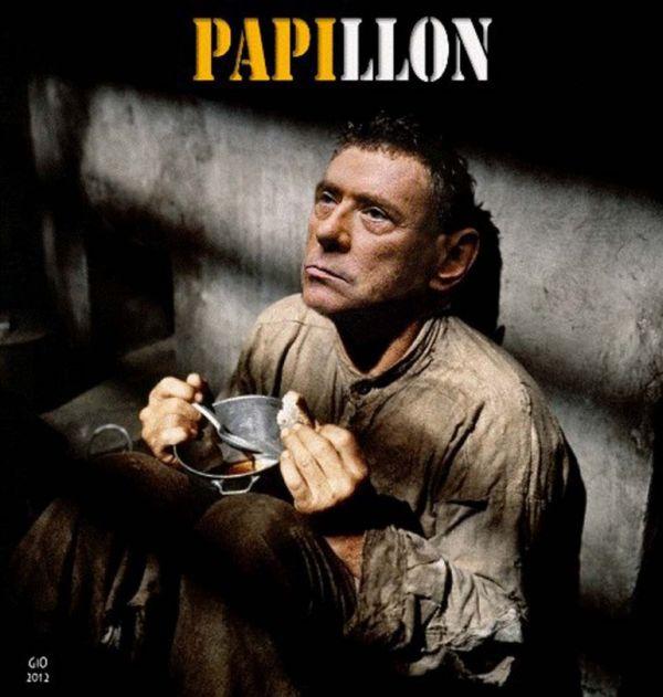 Berlusconi-Papillon