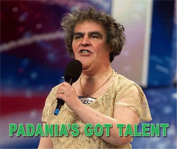 Calderoli talent