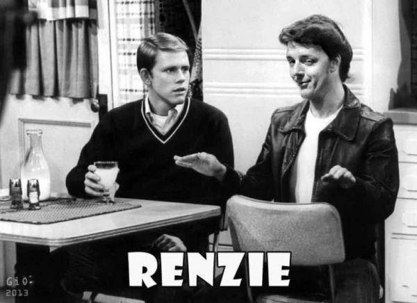 Renzi-Fonzie