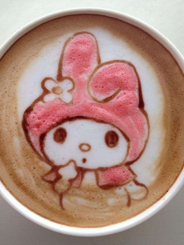 my-melody-cappuccino