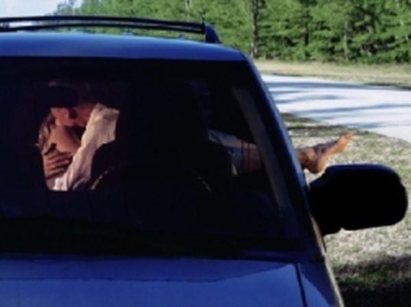 Sesso al volante