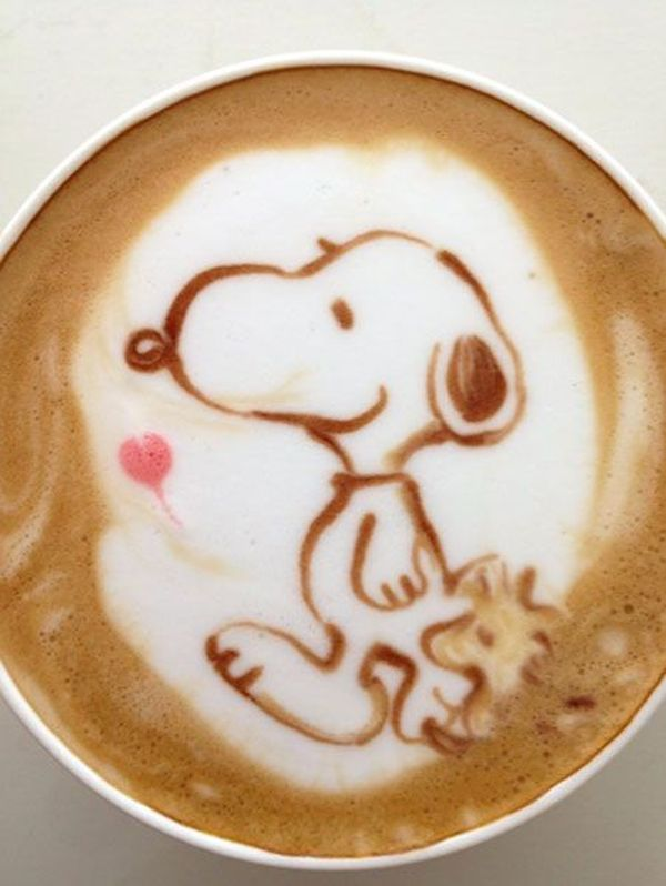 snoopy-cappuccino