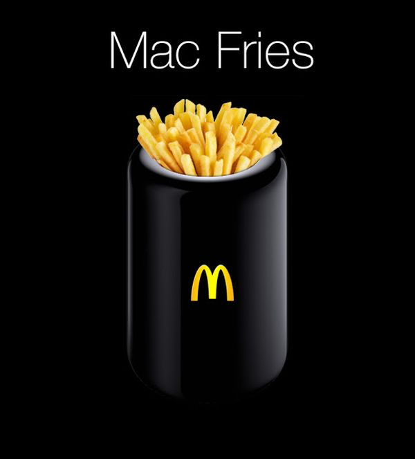 Mac Pro-macfries