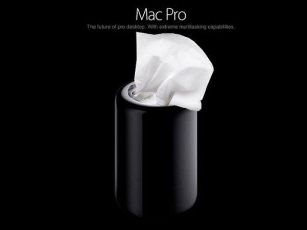 Mac Pro-porta-kleenex