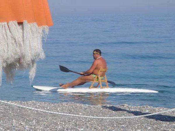 Sedia su surf