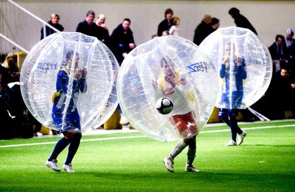 Bubble Football 1