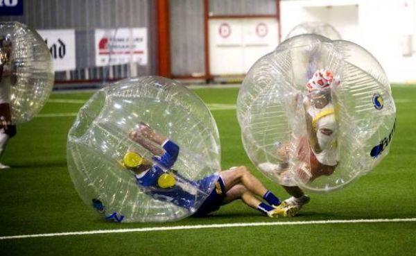 Bubble Football 4