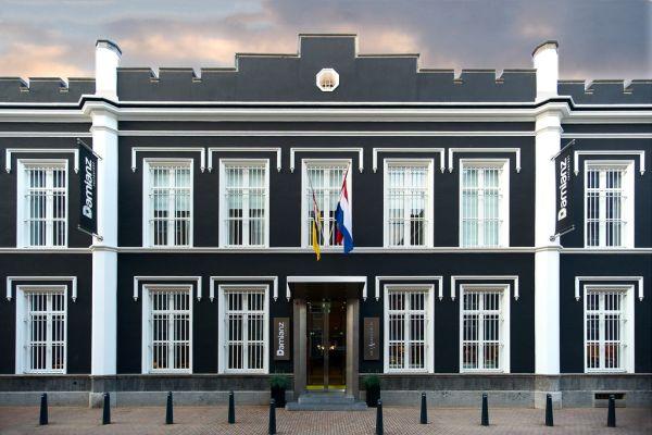 Het Arresthuis Hotel: esterno