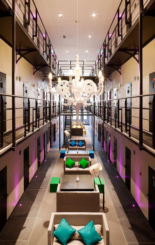 Het Arresthuis Hotel: galleria 2