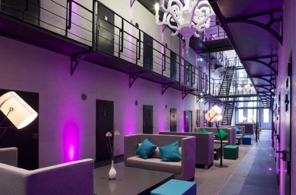 Het Arresthuis Hotel: galleria