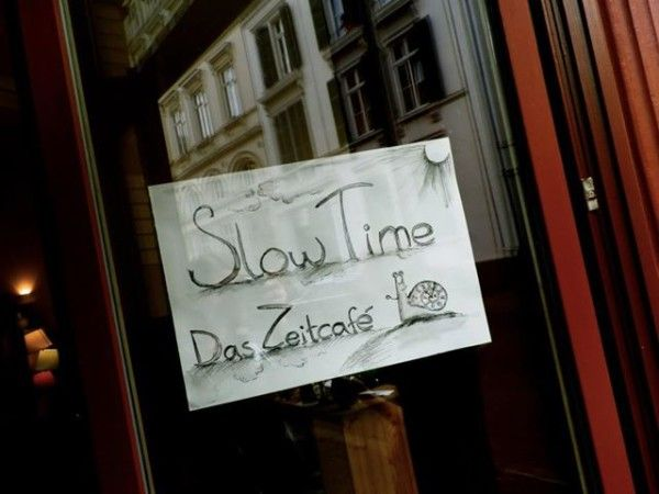 Slow Time Cafe 1