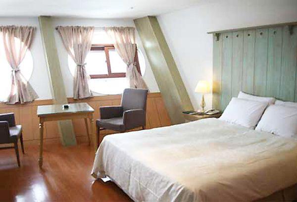 Sun Cruise Hotel: cabina