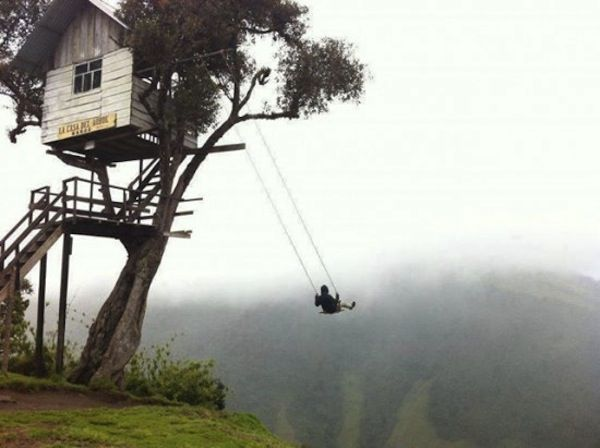 Swing at the end of the world 1