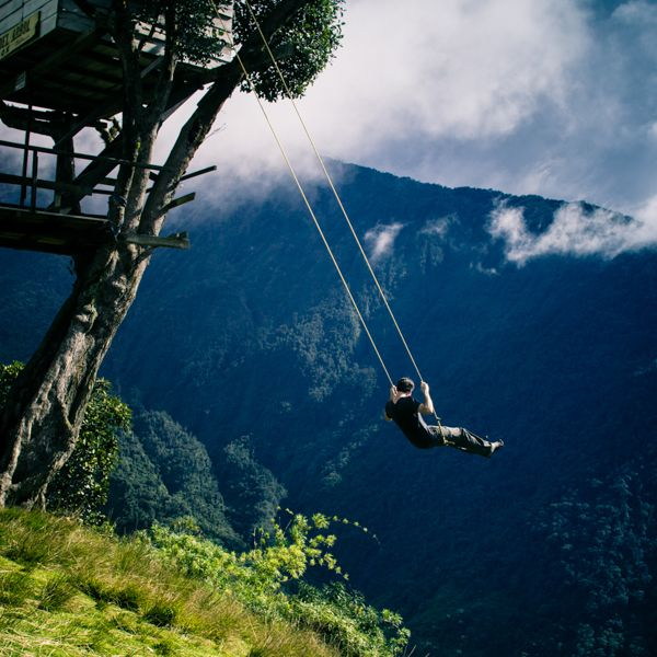 Swing at the end of the world 2