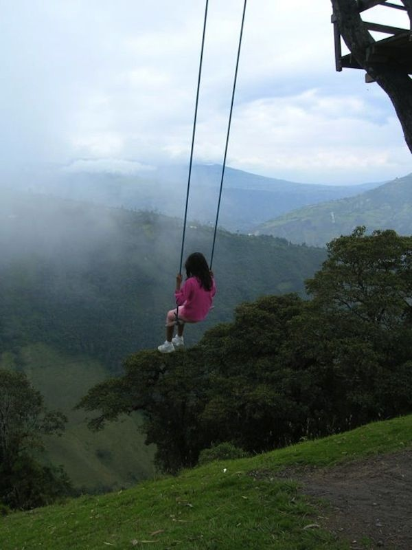 Swing at the end of the world 4