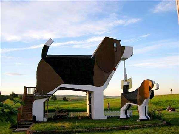 Dog Bark Park Inn 1