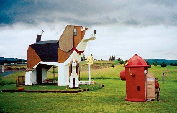 Dog Bark Park Inn 3