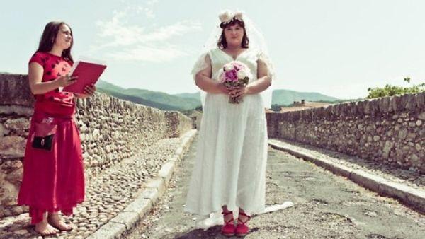 Jodi Rose sposa un ponte 1