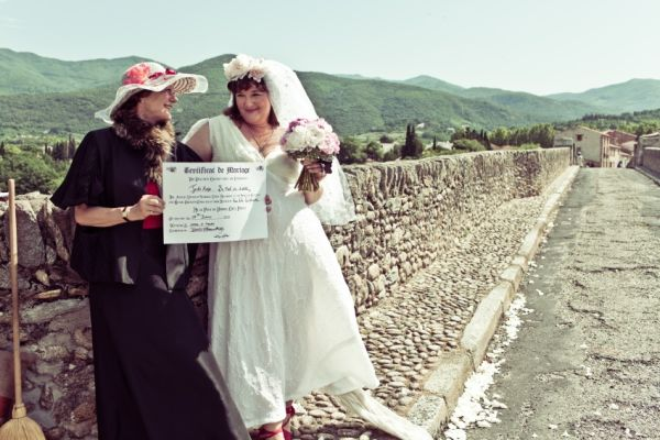 Jodi Rose sposa un ponte 2