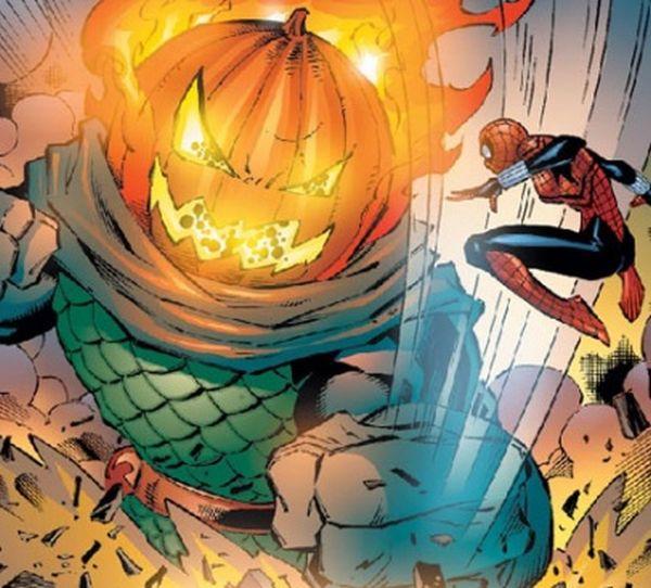 Jack Lanterna fumetti Marvel