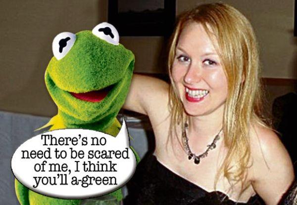 Lindsay Broom e i Muppet