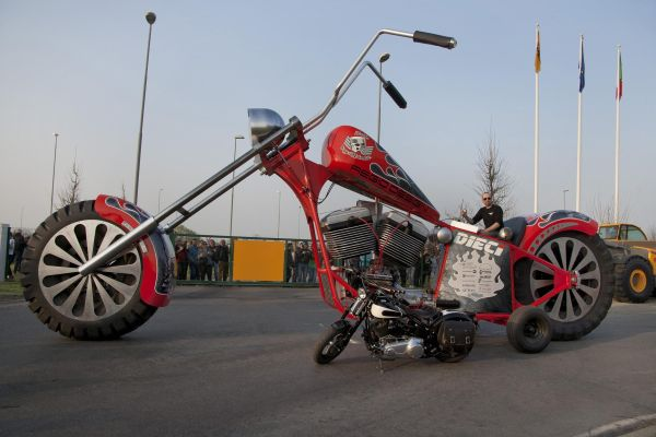 Moto più grande del mondo 2