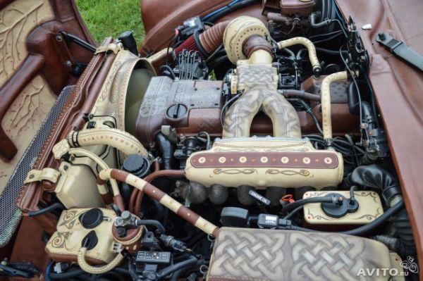 peugeot pelle bisonte motore