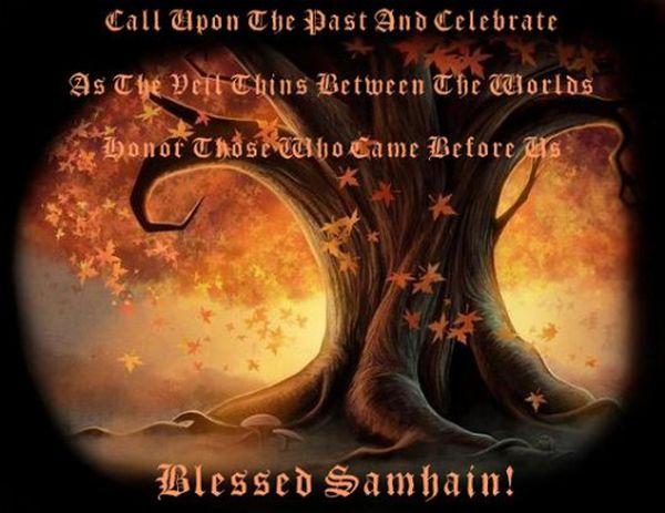 Riti di Samhain
