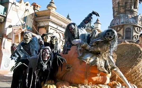 Sfilata maschere Halloween