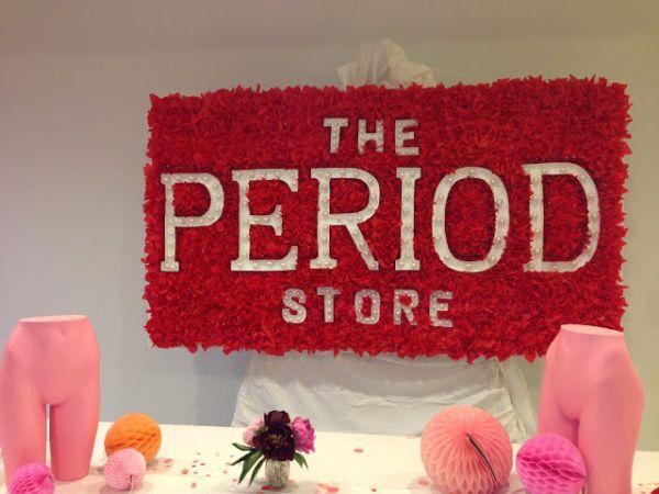 Period Store: feste ciclo mestruale 1