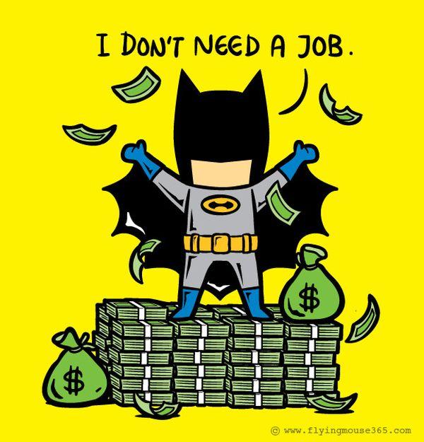 Batman-miliardario