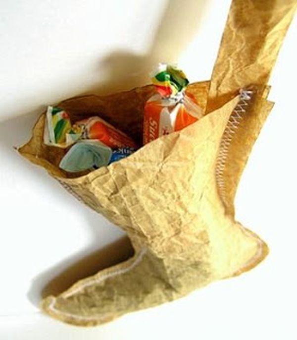 calza Befana di carta