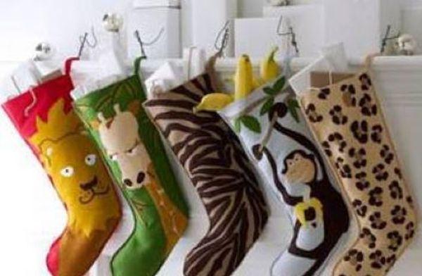 calze Befana animali