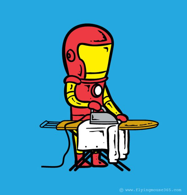 Iron Man-stireria