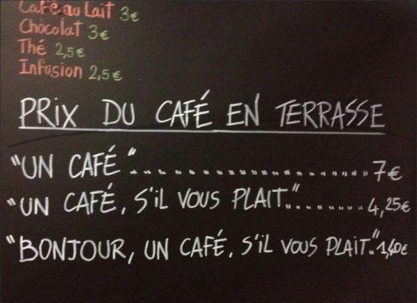 La Petite Syrah Cafe: listino prezzi