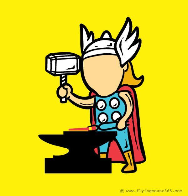 Thor-fabbro