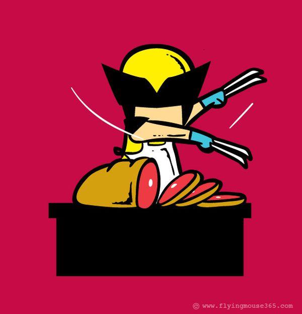 Wolverine-salumiere