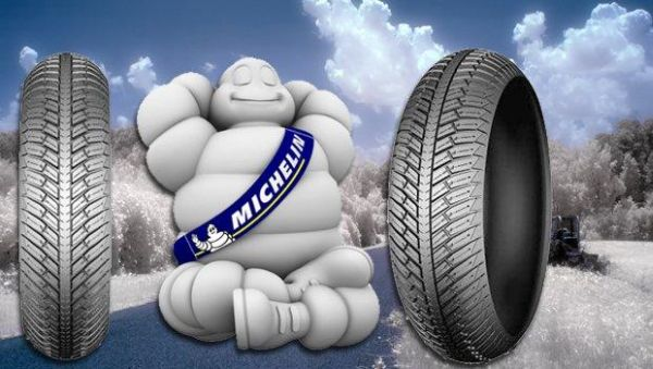 Nuovo omino Michelin
