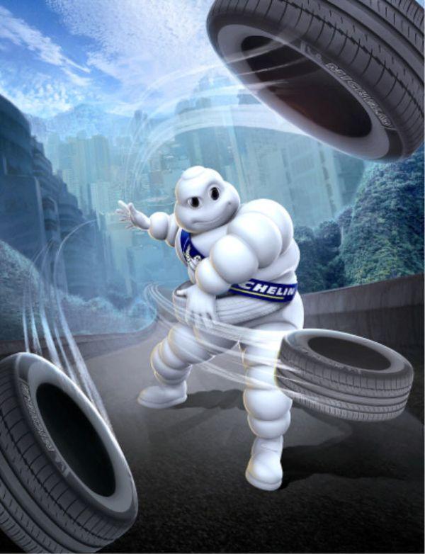omino Michelin campagna 2010