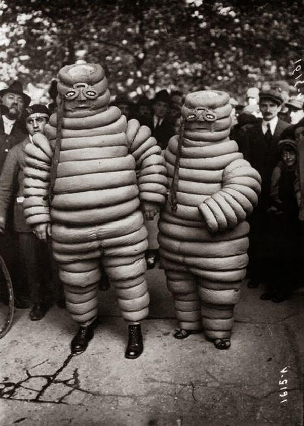 Vecchio omino Michelin