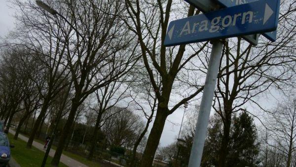 Geldrop: strada Aragorn