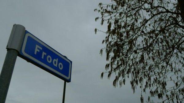 Geldrop: strada Frodo