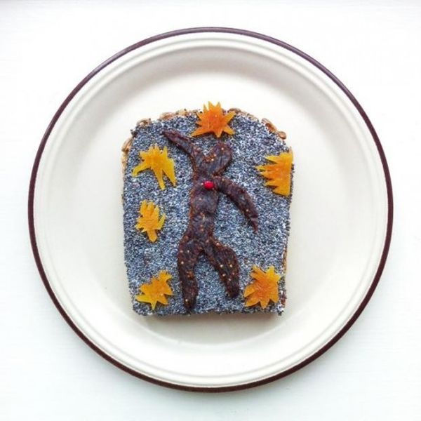 Toast Matisse