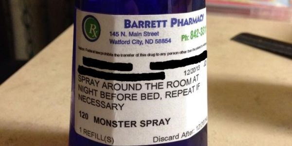 Monster Spray 2
