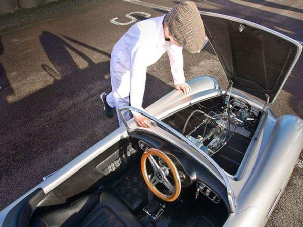 Aston Martin per bambini 4