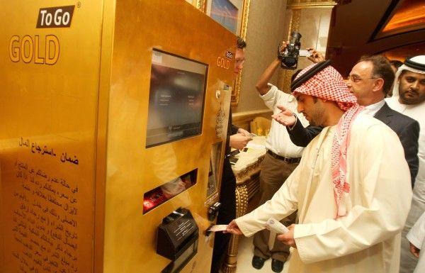 bancomat che eroga oro 4