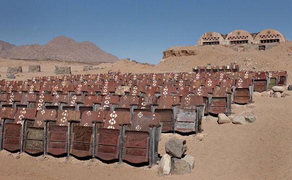 cinema nel deserto 1