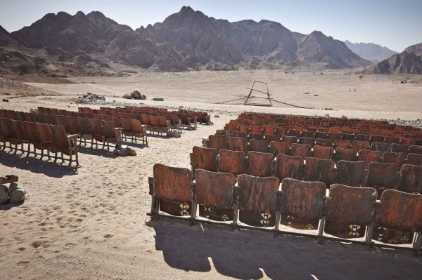 cinema nel deserto 2